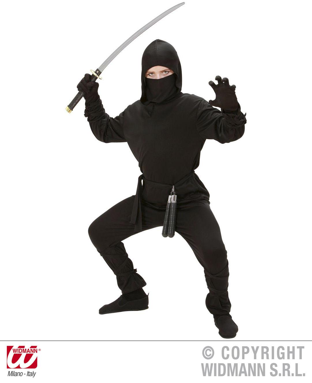 ninja faschingskost me ninja verkleidung ninja. Black Bedroom Furniture Sets. Home Design Ideas