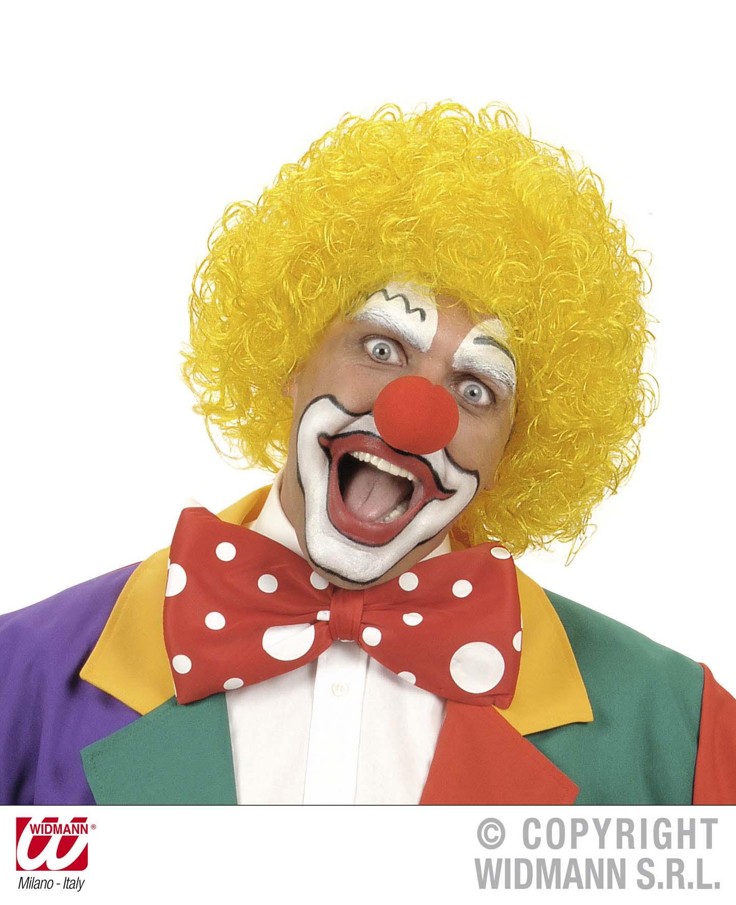 Clown verkleidung clownnase clownper cke for Clown schminken bilder