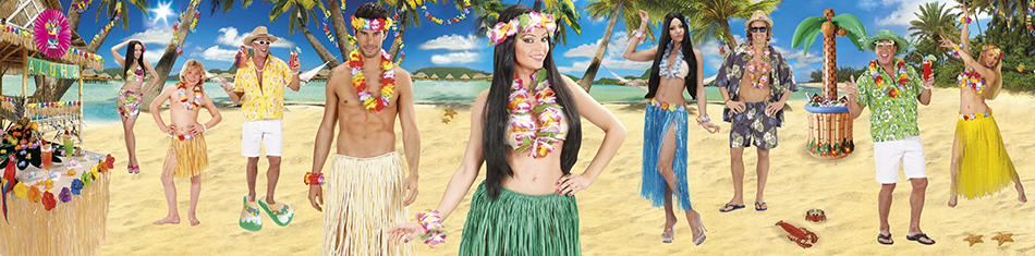Hawaii Party Verkleidung - Hawaii - Südsee - Hawai - Hawaiiparty ...