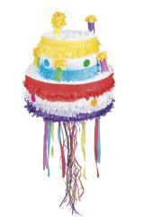 Western Pinjata zusammenlegbar Wild West Piñata Kindergeburtstag Pinata