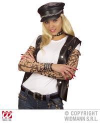 Rocker Bikers Und Punk Scherzwelt