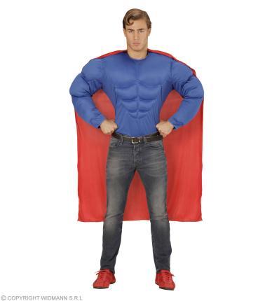 Super Muskel Held Muskelkostüm Superheld - Männer Kostüm
