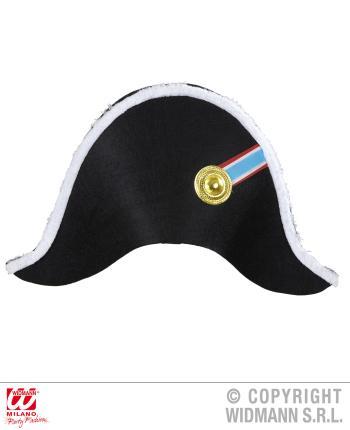 Hut Napoleon - Franzosen Hut - Feldherr Hüte