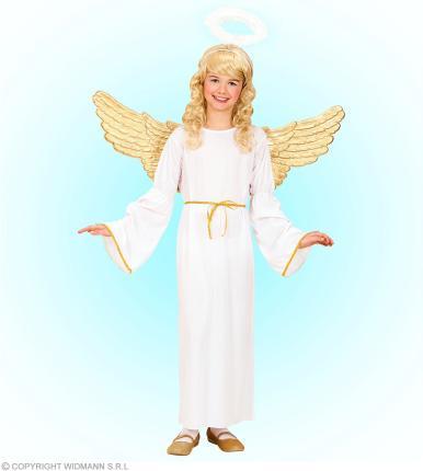 Kostüm Engel  Preishit Engelkostüm  2 -13 Jahre Mädchen Engelsverkleidung