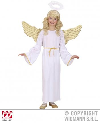 Kostüm Engel Gr. 140 cm Preishit Kinder Engelkostüm - Mädchen 140 cm