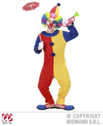 Kostüm Clown Gr.140 cm Preishit - Kinderkostüm