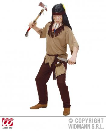 Kostüm Indianer Gr.140 cm Preishit