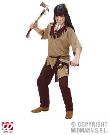 Kostüm Indianer Gr.128 cm Preishit