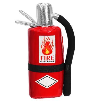 Feuerlöscherhandtasche - Handtasche als Feuerlöscher