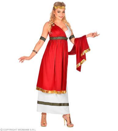 Kostüm Römische Kaiserin -  Gr. S bis XXL   Römerkostüm Römerin Verkleidung