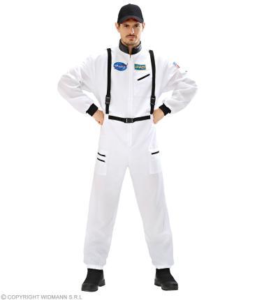 Astronaut Männer Kostüm Astronaut - Raumfahrer Kosmonaut