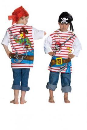 Spieleshirt Piratenshirt Pirat Gr 140 cm