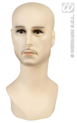 Kopf für Perücken, Masken -Mann