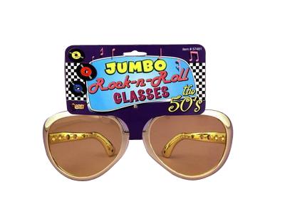Riesen Rockstar-Brille