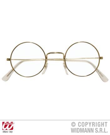 Weihnachtsmann Brille - Omabrille