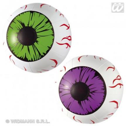 Zwei aufblasbare Augen - Halloween GRusel - XXL Auge