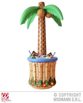 Palme aufblasbar mit aufblasbarem Getränkekühler 182 cm
