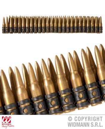 Patronengut mit 96 Schuss Patronengürtel Munition Munitionsgürtel