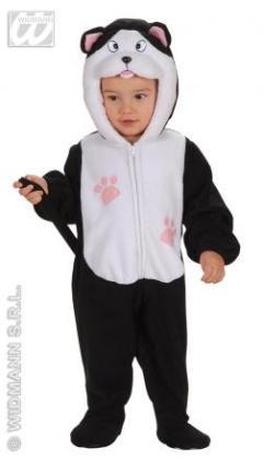 Baby Kostüme für Windelträger Katze Modell