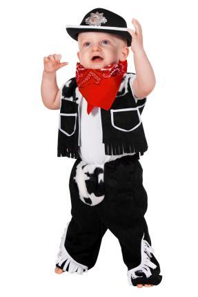 Wilbers Kinderkostüm Baby Cowboy Texas Gr. 98 - Kleinkinder Western