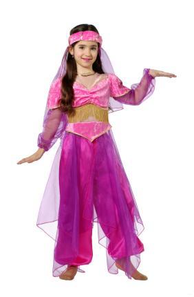 Wilbers orientalische Naima Mädchen Kostüm Gr. 116