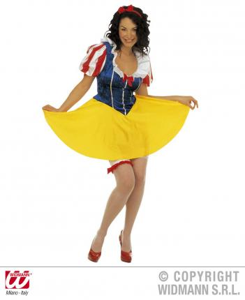 Kostüm Fairyland Prinzessin Gr. XL Märchenprinzessin