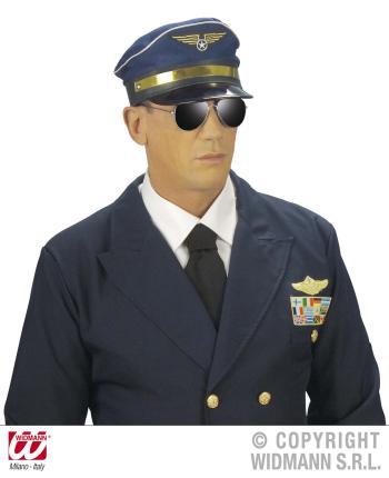 Mütze Pilot - Pilotenmütze - Pilotenhut