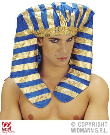 Pharao Kopfbedeckung  - Pharaonenhut