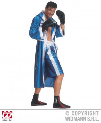 Boxer Umhang mit Gürtel und Hose Gr. S