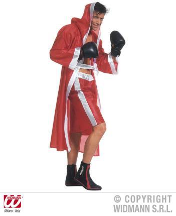 Boxer Umhang mit Gürtel und Hose Gr. M