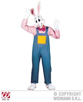Hasenkostüm Bunny Osterhase Kostüm Hase Gr. M Kaninchen Ostern M