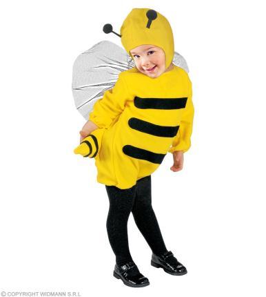 Kleine Biene - Kinder Kostüm 104 +110 cm Bienenkostüm