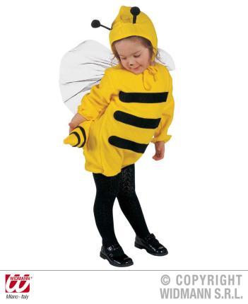 Kleine Biene - Kinder Kostüm 104 +110 cm