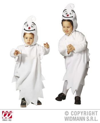 Kleines Gespenst - Geister Kostüm Gr. 104 +110  104 cm