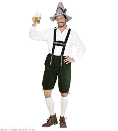 Kostüm Bayer - Bayern - Oktoberfest Verkleidung  - Bayern Kostüm