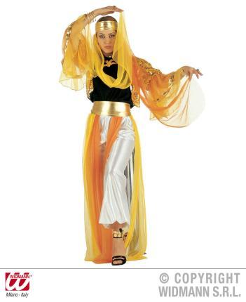 Bauchtänzerinnen - Kostüm für Damen Gr. S  Kostüm Harems Tänzerin  S