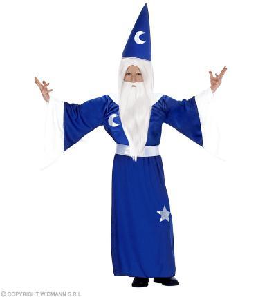 Kostüm Zauberer Magier - Zaubern Kinderkostüm Zaubern