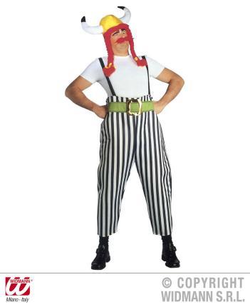 Dicker Gallier Kostüm - Gallier Verkleidung Gr. M