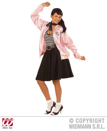 Katalog 50er Jahre Rockn Roll Twist Pink Ladies T-Birds