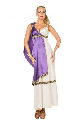 Wilbers Damen Kostüm Römerin Livia  Gr. 44  Römische Göttin