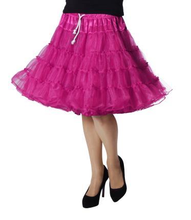 Pink Petticoat luxus von Wilbers - hochwertig blickdicht mehrlagig