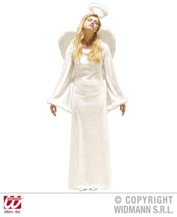 Exklusives Engel Kostüm Gr. S Engelkostüm Weihnachtsengel 34-36