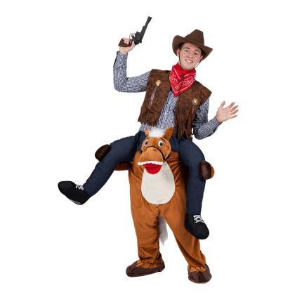 Carry me - Horse - Pferd- Pferdekostüm Huckepack