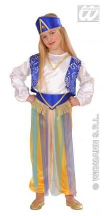 Kostüm Arabische Prinzessin 8-13 Jahre
