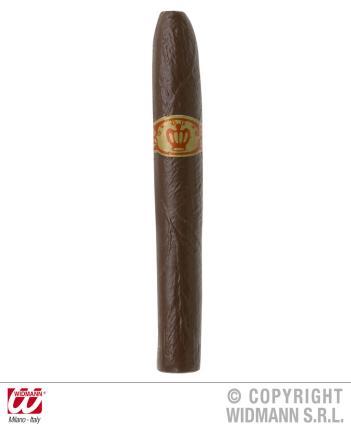Zigarre 12 cm als Deko