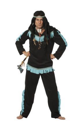 Wilbers Kostüm Indianer Wishbone Gr. 60  Indianerkostüm