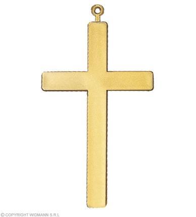 Kreuz zum Umhängen - Priester Kreuz - Mönchskostüm