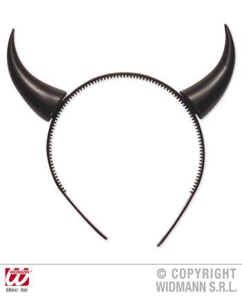 Schwarze Teufels Hörner - Teufelshörner
