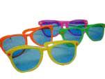 Riesen Sonnenbrille - Clown Brille