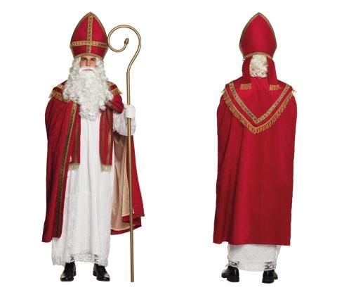 St Nikolaus Kostüm von Boland - Bischof Nikolauskostüm Gr. L/XL